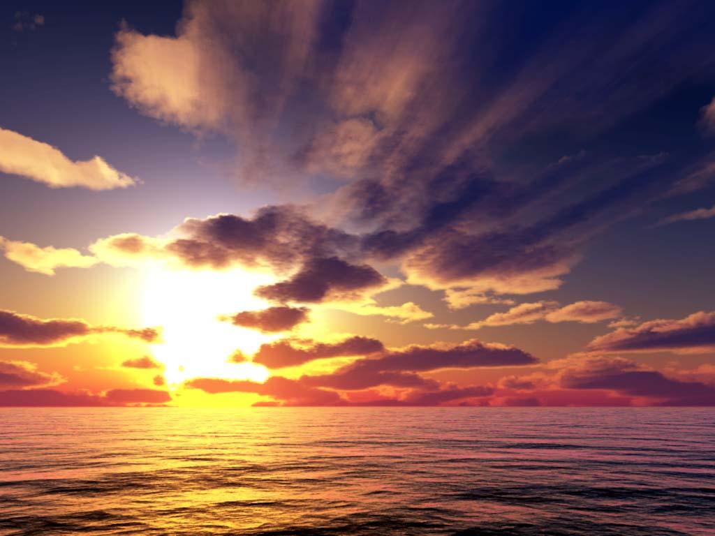 alba e tramonto