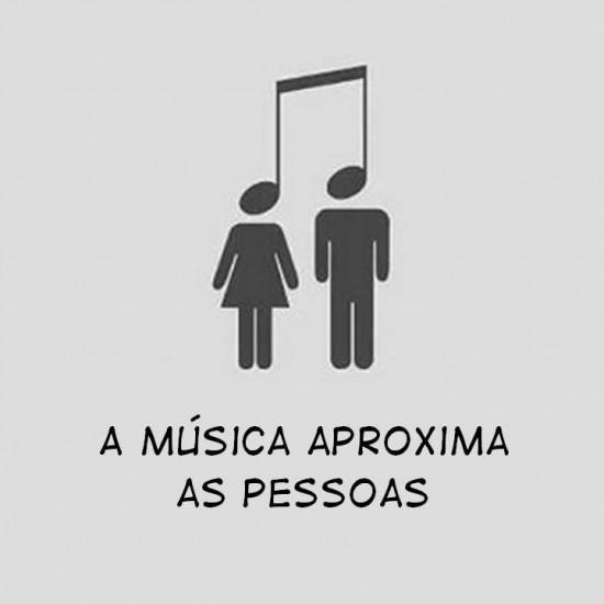 Música que aproxima