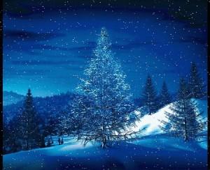 frio do Natal